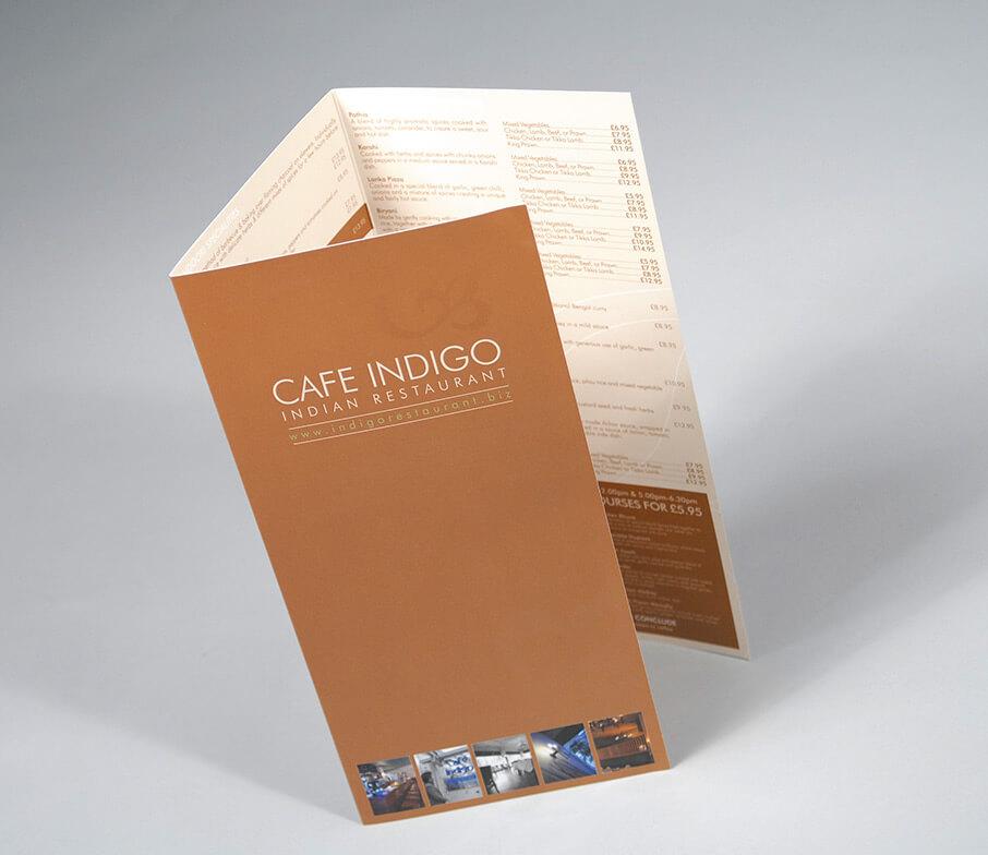 Cafe Indigo Card 2 - Glasgow Creative