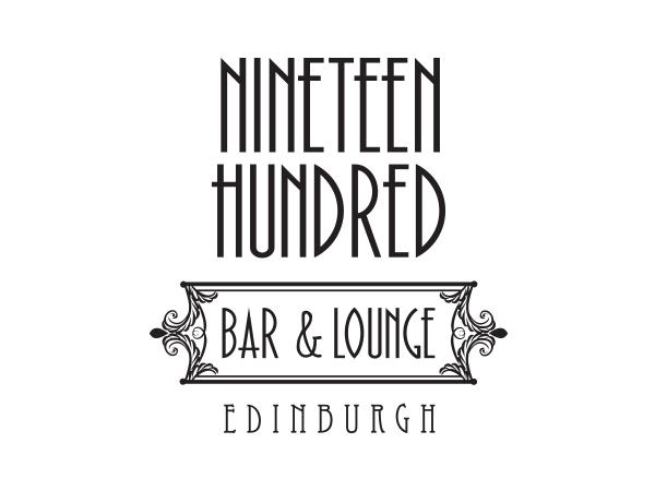 Nineteen-Hundred-Bar-Logo - Glasgow Creative