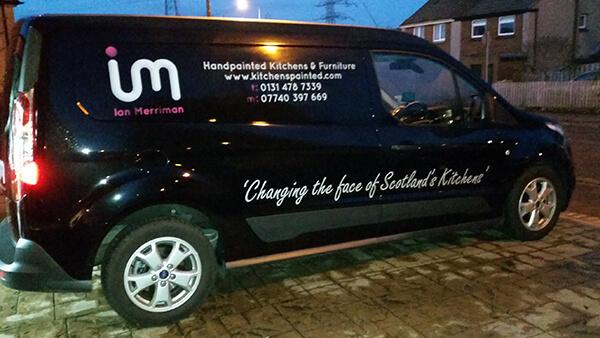 ian-merriman-van-signs - Glasgow Creative