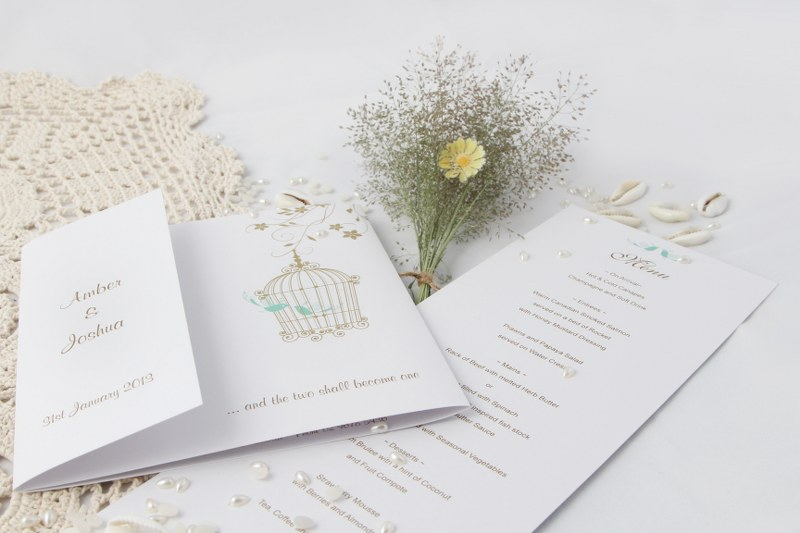 Wedding Invitation Printing Glasgow