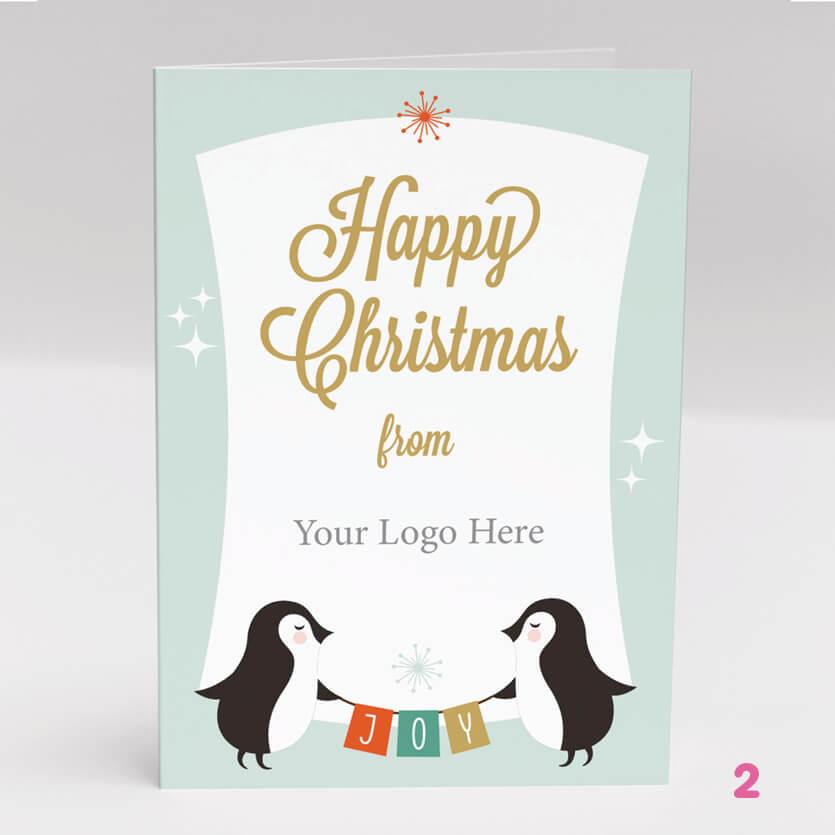 Greetings Card 25- Glasgow Creative
