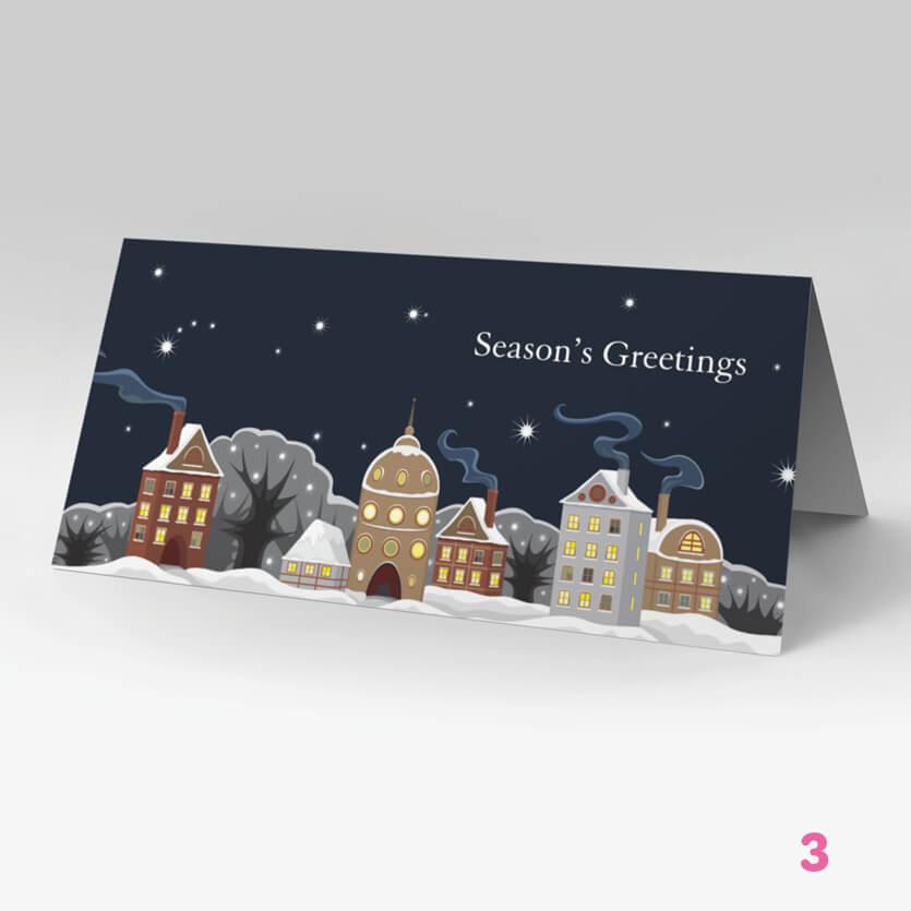 Greetings Card 24- Glasgow Creative