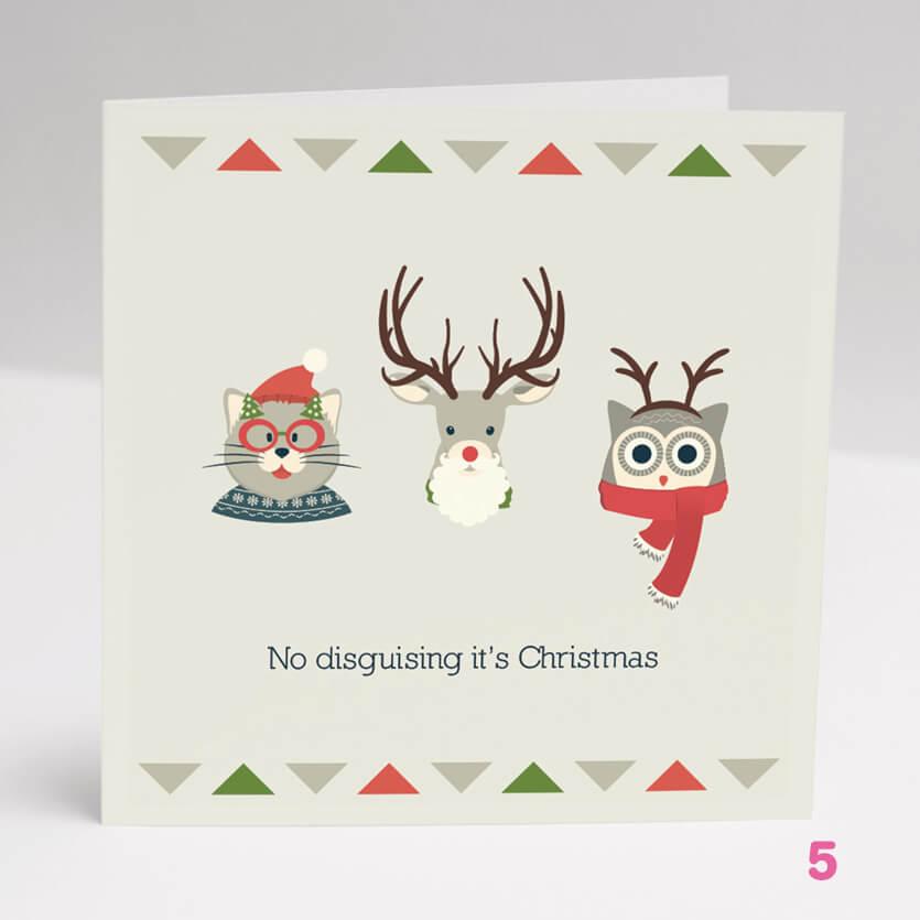 Greetings Card 22- Glasgow Creative