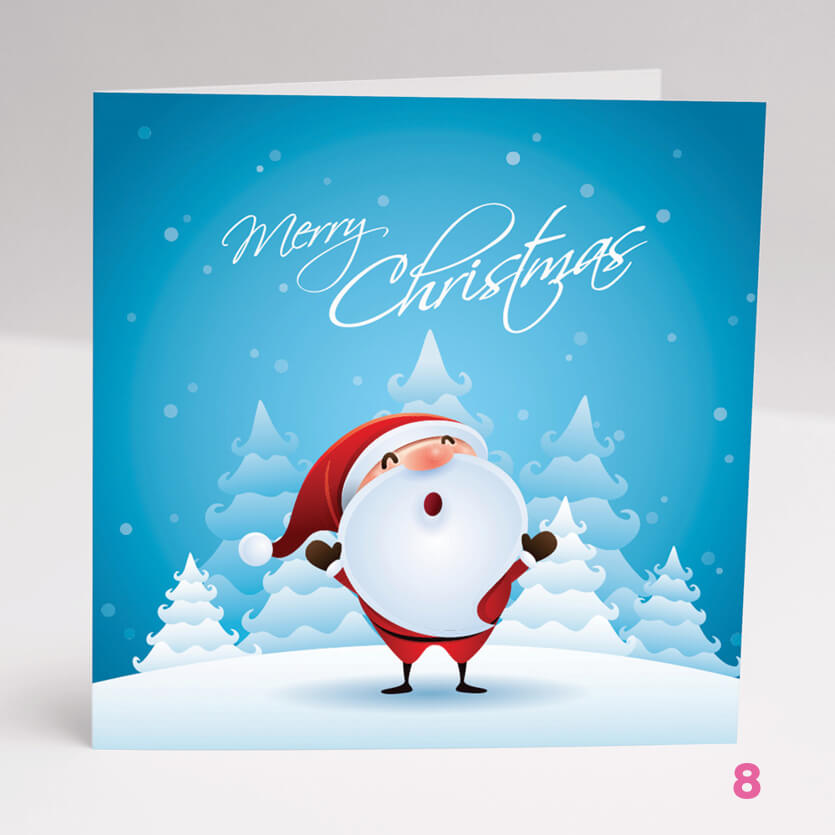 Greetings Card 19- Glasgow Creative