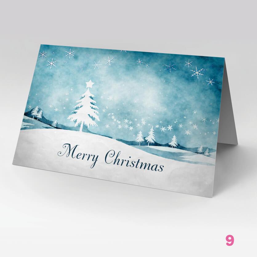 Greetings Card 18- Glasgow Creative