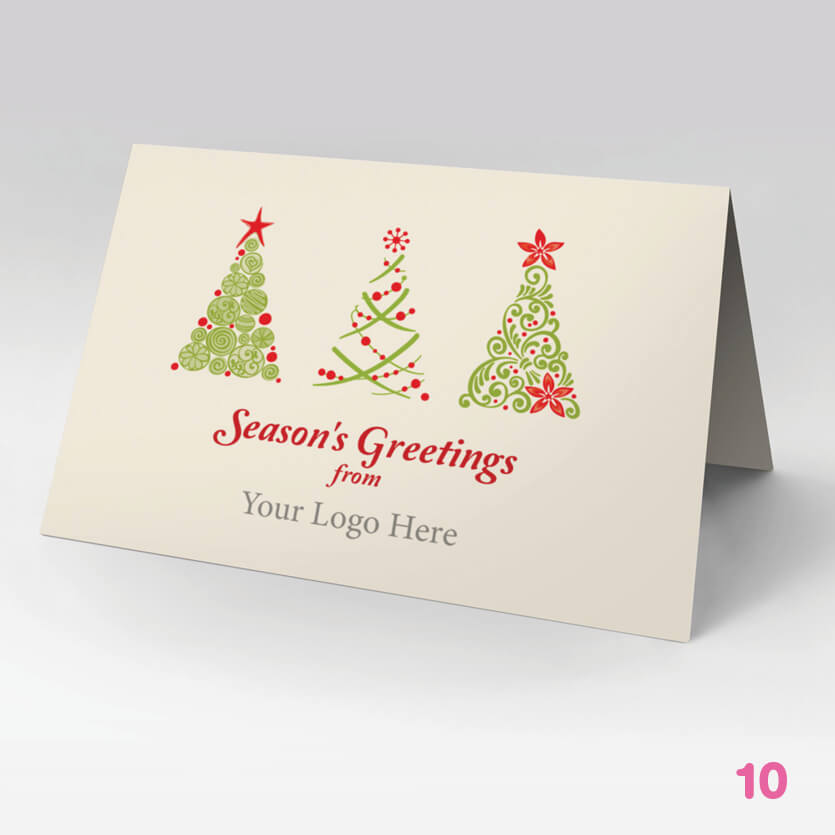 Greetings Card 17- Glasgow Creative