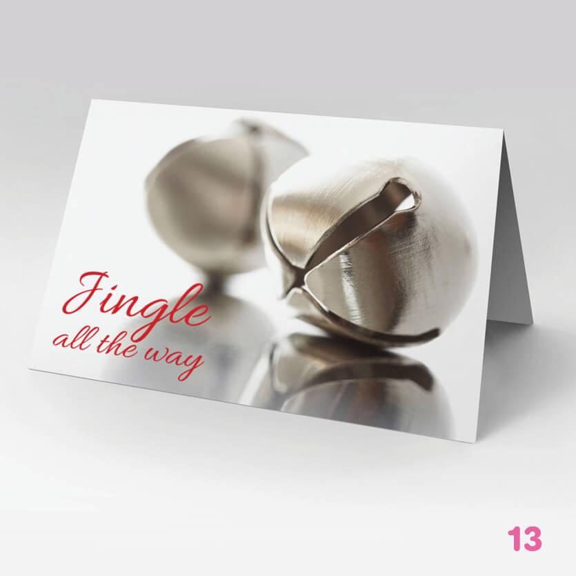 Greetings Card 14- Glasgow Creative