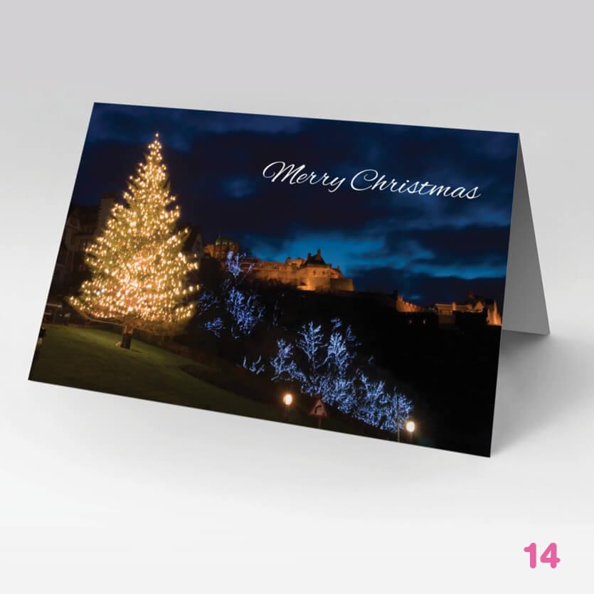 Greetings Card 13- Glasgow Creative