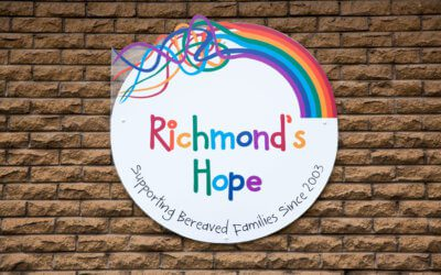 New Signage | Richmonds Hope