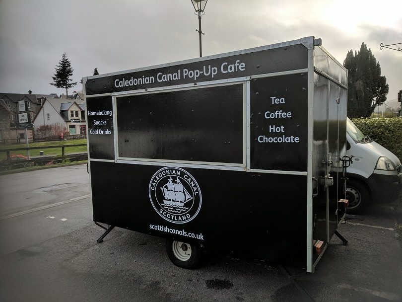 Coffee van rebranded 2 - Glasgow Creative