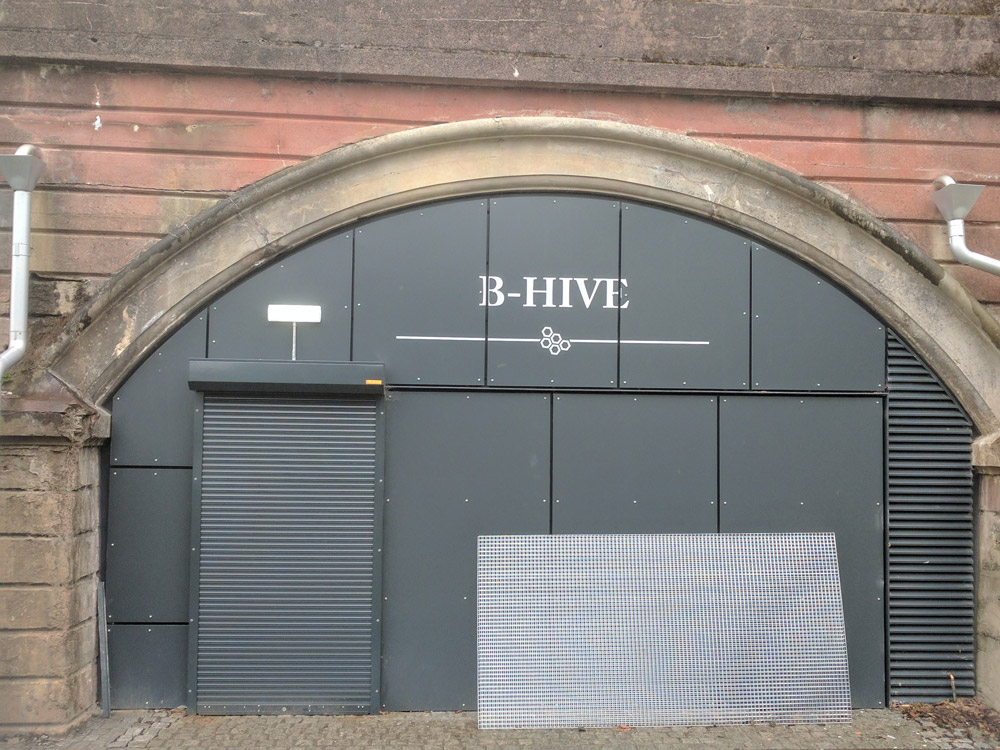 B- Hive - Glasgow Creative