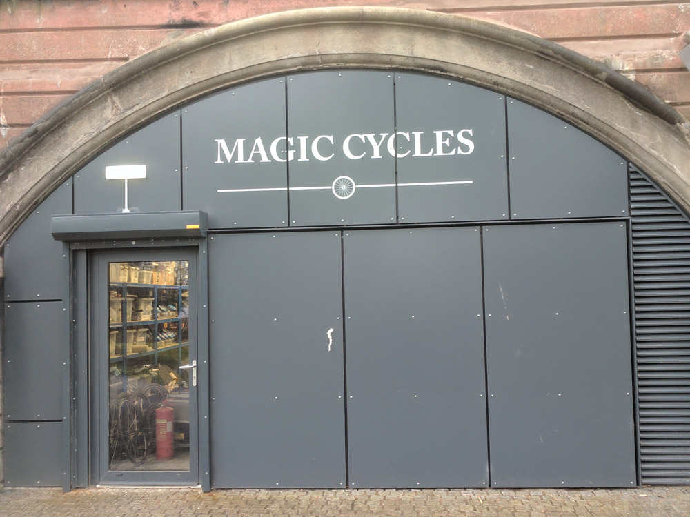 Magic Cycles - Glasgow Creative