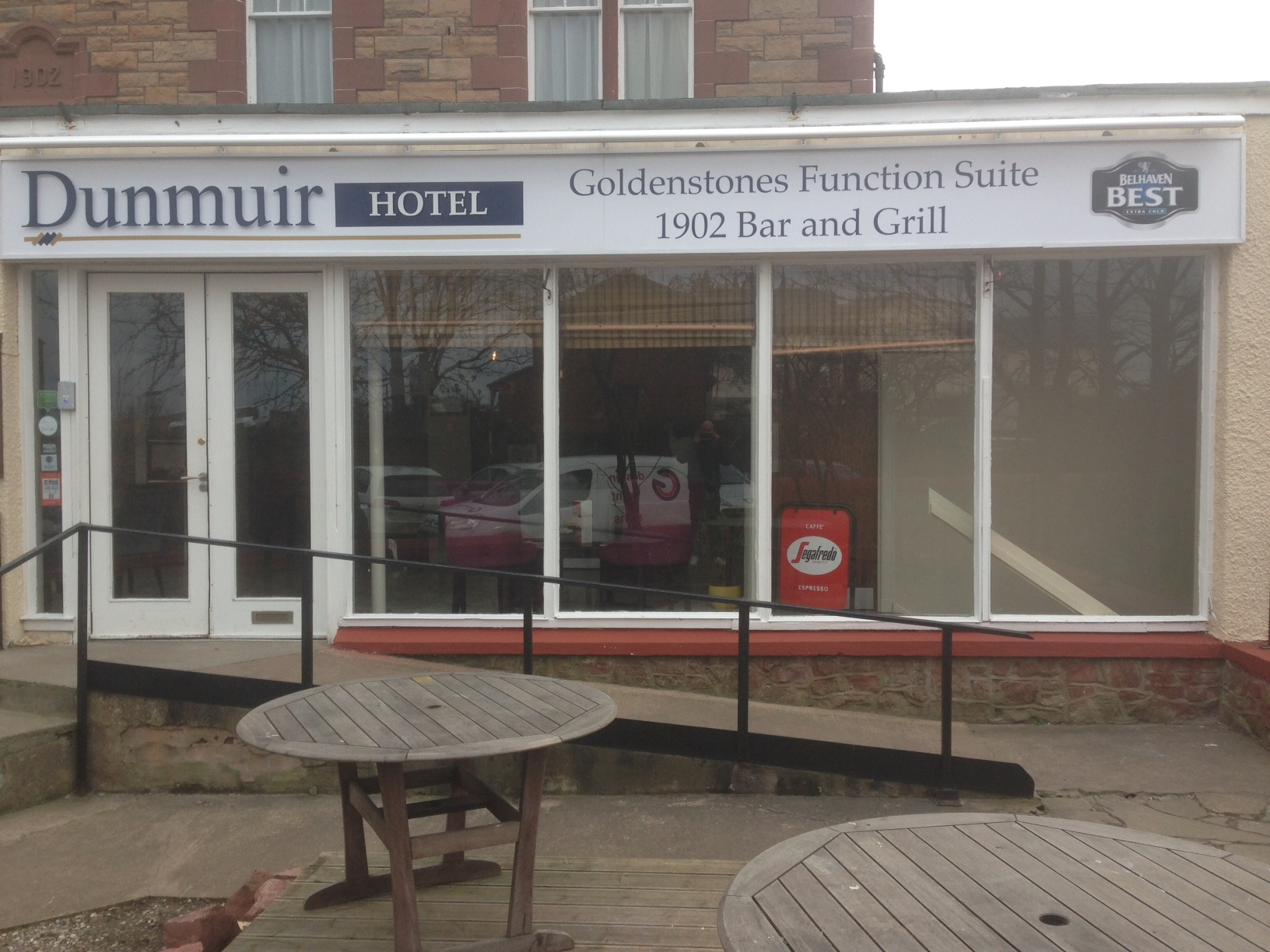 Dunmuir Hotel 2 - Glasgow Creative