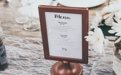 Tips for great menu design
