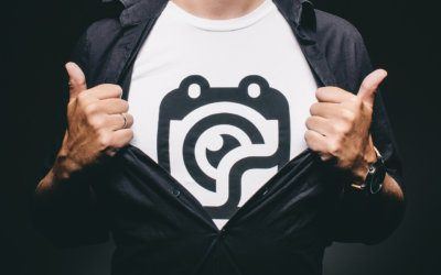 How can printed t-shirts be used for marketing?