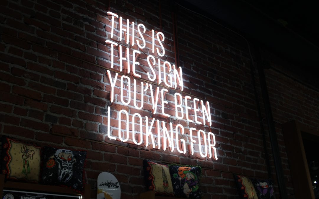 The Importance of Signage for Your Businesses Marketing Strategy