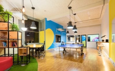 Why You Should Brand Your Office Space