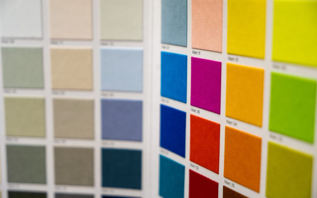 Why Colour Scheme Is So Important When Branding Your Business